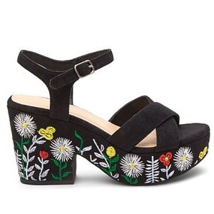 "Matisse ""Fresh"" Platform Sandal"